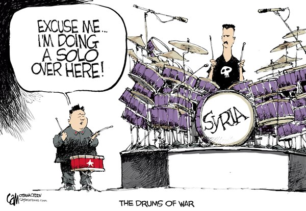 131467 600 War Drums cartoons