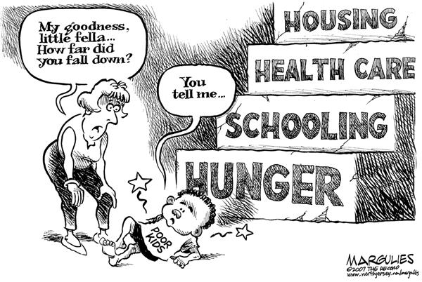 Image result for wales poverty cartoon