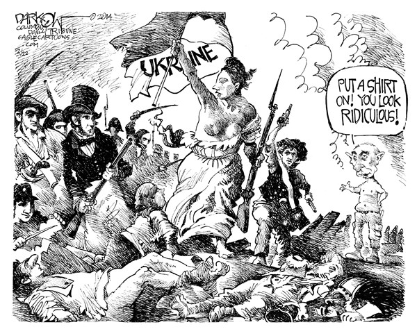 144739 600 Ukraine Revolution cartoons