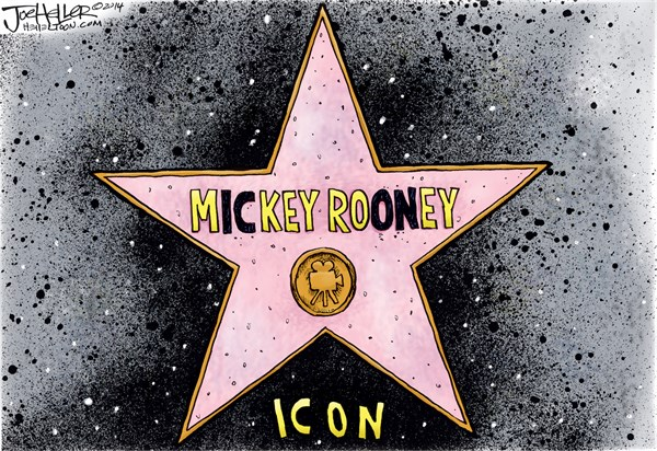 146860 600 Mickey Rooney cartoons