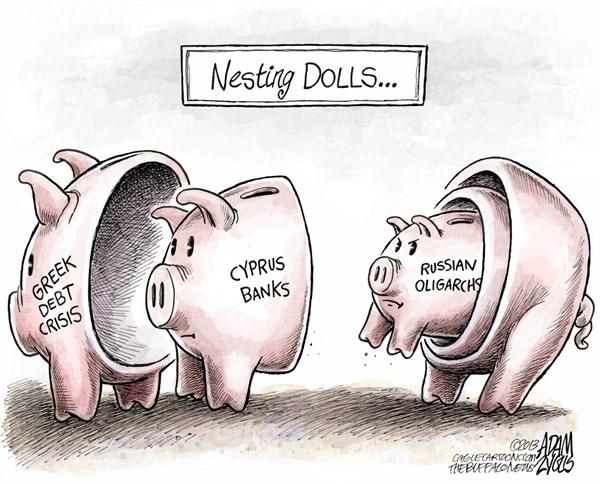 129453 600 Cyprus Banks cartoons