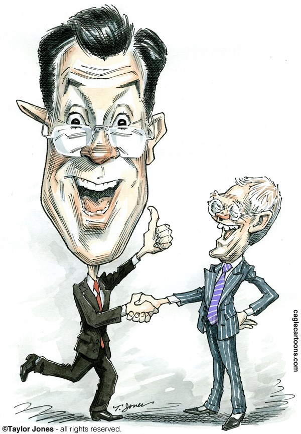 147002 600 Stephen Colbert to replace Letterman cartoons