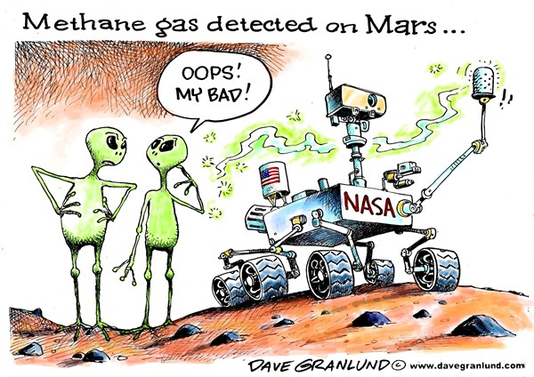 157902 600 Mars methane detected cartoons