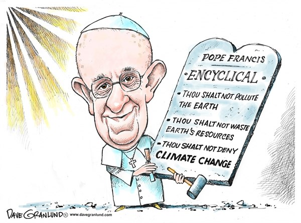 The Religion of Climate Change - The Global Warming Policy Forum