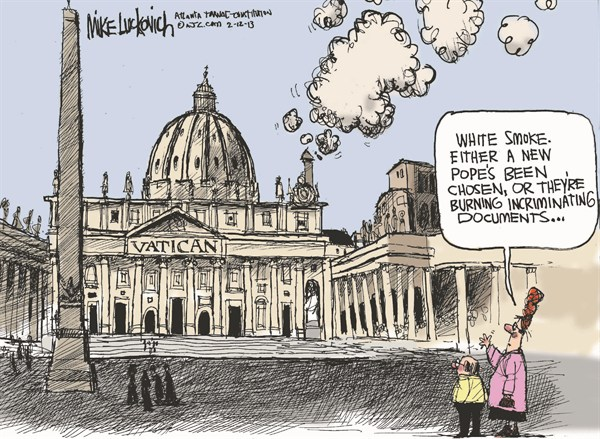 127173 600 Vatican Smoke cartoons