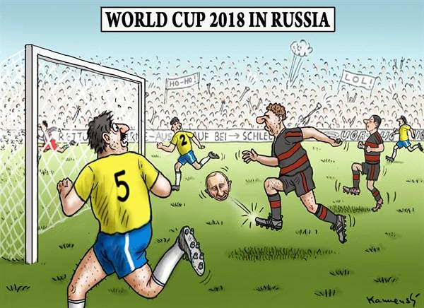 Англия готова поддержать бойкот чемпионатов мира ФИФА, - глава футбольной ассоциации Дайк - Цензор.НЕТ 8451
