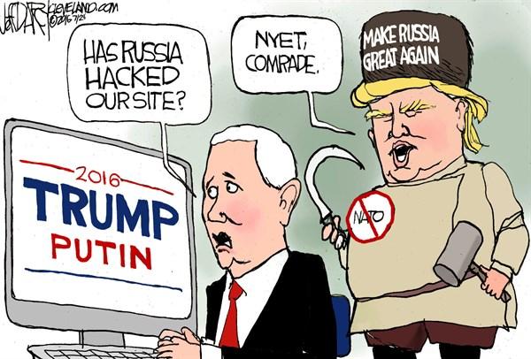 Comrade Trump Image Gallery