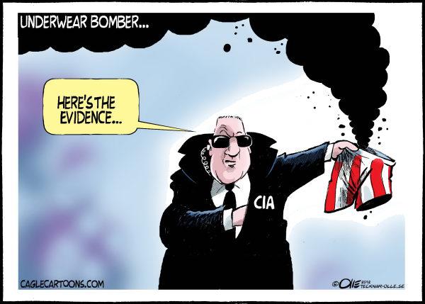 Underwear bomber © Olle Johansson,Sweden,Al Qaeda, Underwear-Bombing, Attemp,t Thwarted, CIA, Airplane, Airport,