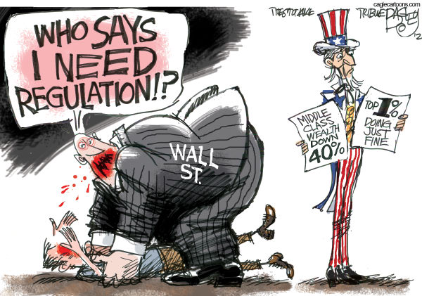 Image result for cartoons wealth inequality in america