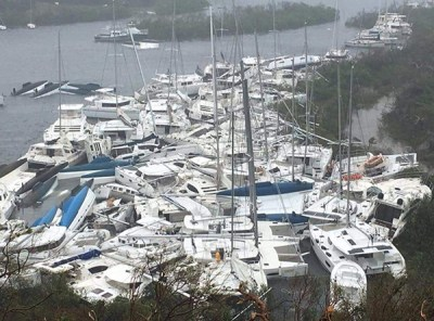 Irma Destruction