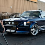 One Outrageous 1967 Shelby Gt500 Mustang Watch This 4 Year Transformation In 90 Seconds Caradvice