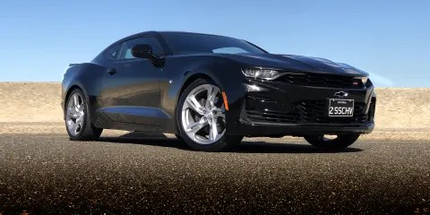 Chevrolet Camaro Review Specification Price Caradvice