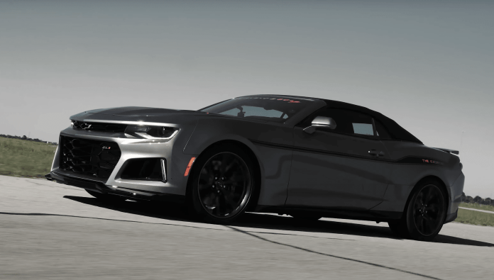 Hennessey S Exorcist Is A Camaro Zl1 With 746kw Caradvice