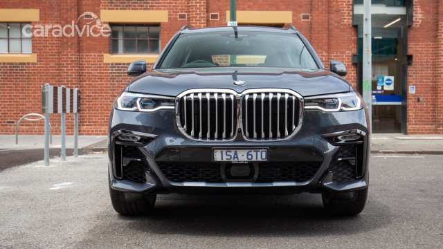 2021 bmw x7 xdrive30d review  caradvice