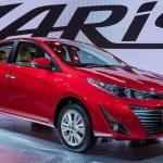 2018 Toyota Yaris Sedan Unveiled In New Delhi Caradvice