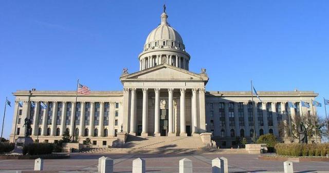 Oklahoma State House. Wikipedia.