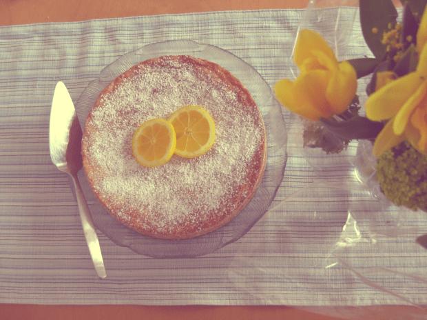 påskkaka citronkaka