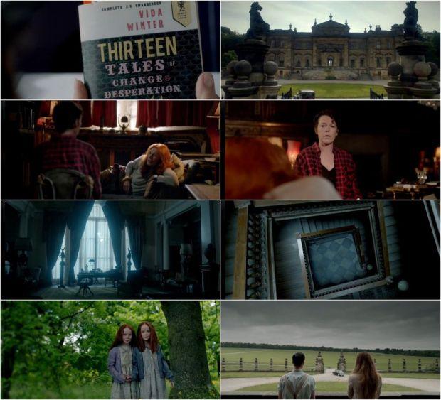 the thirteenth tale den trettonde historien