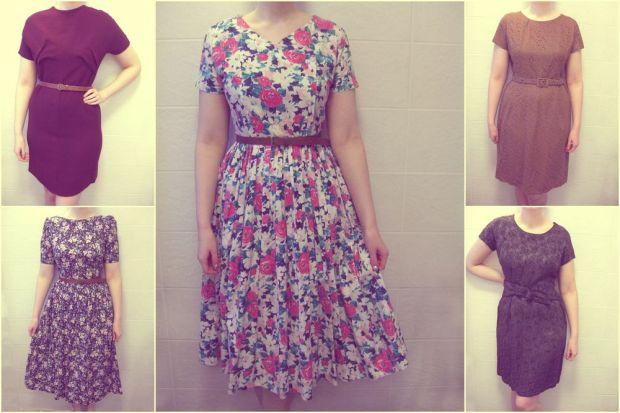 fem nya klänningar från lata pigan hummelsta