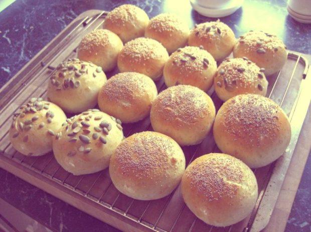 Glutenfria bröd