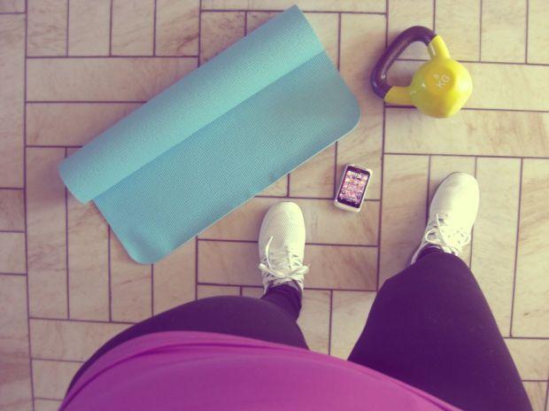 träning med kettlebell