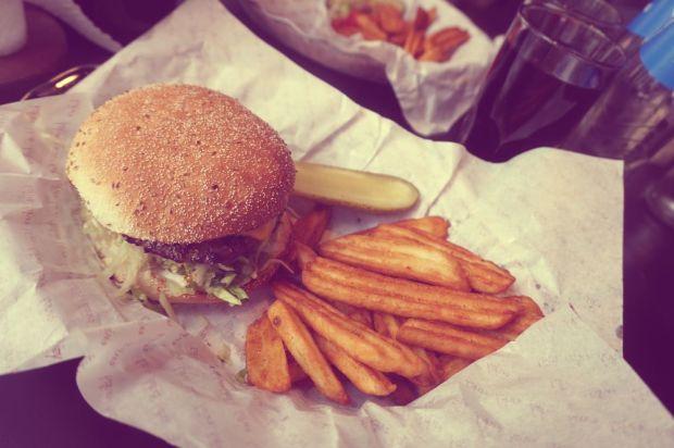 wild western burger i eskilstuna