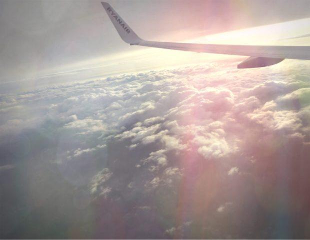 Attt åka utomlands för första gången - flyga till Edniburgh