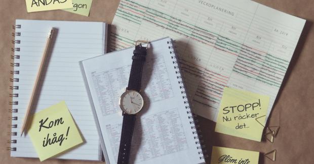 Starta det nya jobbet utan ohälsosam stress på jobbet