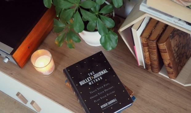 Boken The Bullet Journal Method av Ryder Carroll - en Bibel inom Bullet Journal-världen