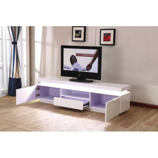 meuble tv led ruth 170 x 40 x 45 5