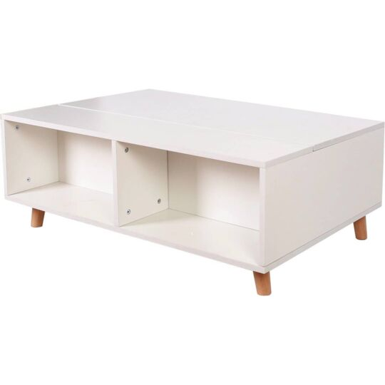table basse plateau relevable anae