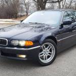2000 Bmw 750il Auction Cars Bids