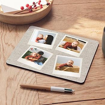 tapis de souris personnalise photo