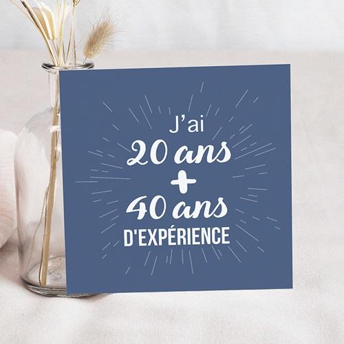 carte invitation anniversaire 70 ans l addition svp 60 ans