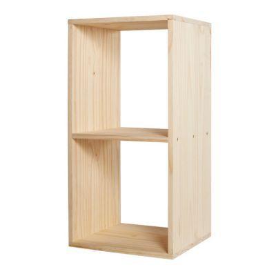 etagere modulable 2 cubes pin mixxit