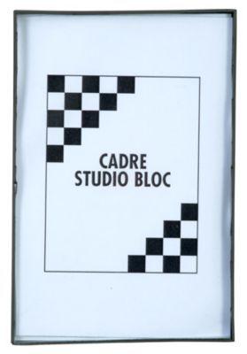 Cadre Photo Noir Gallery 50 X 70 Cm Castorama