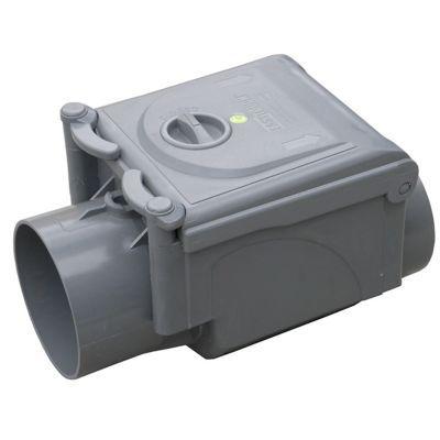 Clapet Anti Retour Pvc 100 Pum Plastique Unixpaint