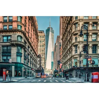 Poster Intisse Goodhome New York 248 X 368 Cm Castorama
