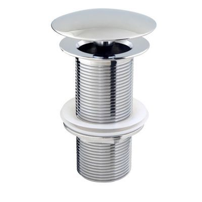 Bonde Quick Clac 100 Mm Pour Vasque Sans Trop Plein Diall Castorama