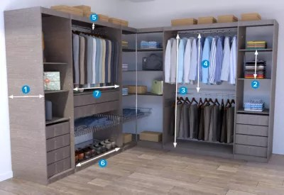 Fabriquer Son Armoire Penderie Bright Shadow Online