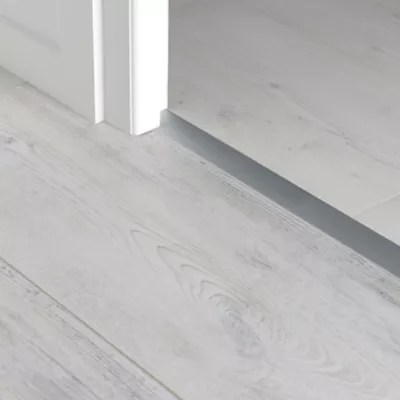 Barre De Seuil Extra Plate En Aluminium Decor Metal Mat Goodhome 35 X 930 Mm Castorama