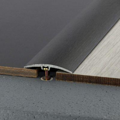Barre De Seuil Multi Niveaux Coloris Metal Oxyde 41x270 Cm Castorama