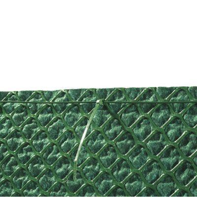 brise vue plastique nortene tandem vert 25 x h 1 m