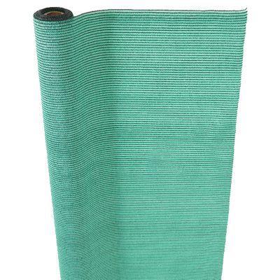 brise vue polyethylene blooma vert 10 x h 1 2 m