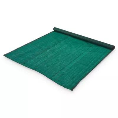 Brise Vue Tisse Vert 10 X H 1 5 M Castorama