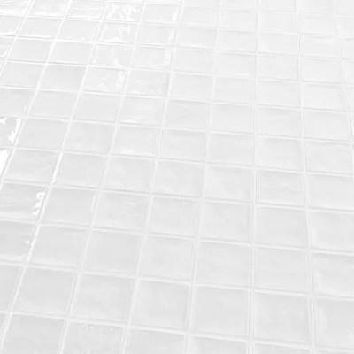 Carrelage Mural Vernisse 10x10 Cm Blanc Castorama