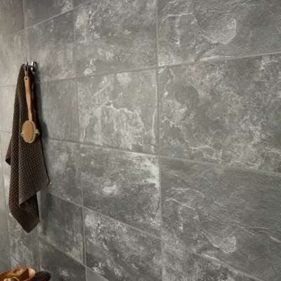carrelage sol anthracite 30 8 x 61 5 cm shaded slate
