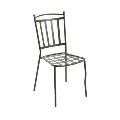 chaise de jardin en metal sofia