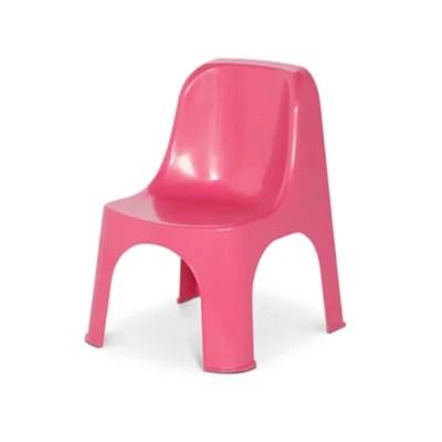 chaise enfant noli rose