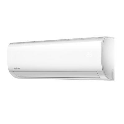 climatiseur fixe pret a poser inverter qlima 3500w unite interieure
